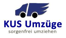 KUS Umzüge Logo